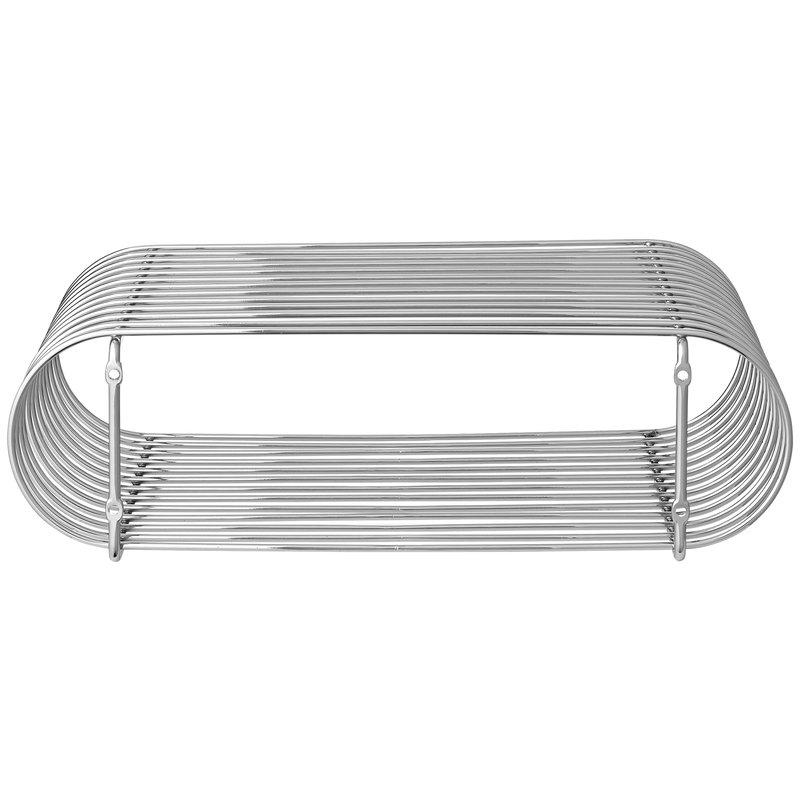 AYTM Curva shelf, silver