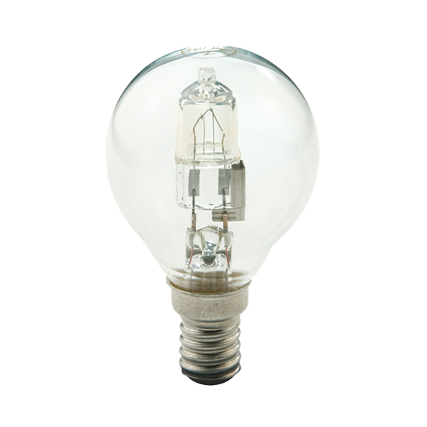 Airam Halogen compact bulb E14 30W, dimmable