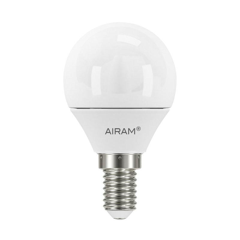 Airam Lampadina compatta LED 6W E14 470lm
