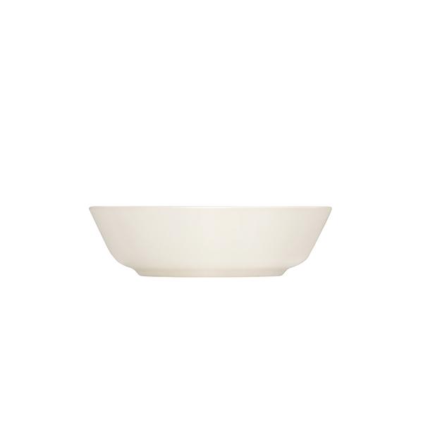 Iittala Piatto fondo Teema Tiimi 9 cm, bianco