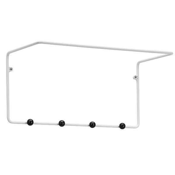 Showroom Finland Mixrack coat rack, M, white
