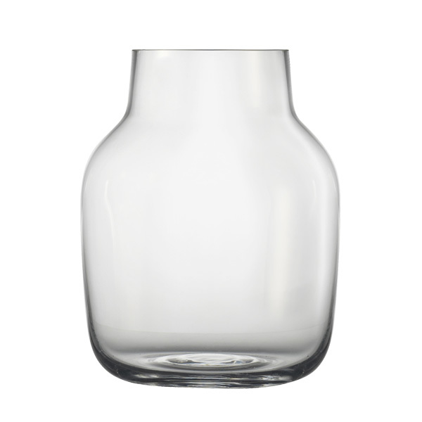Muuto Silent vase, clear