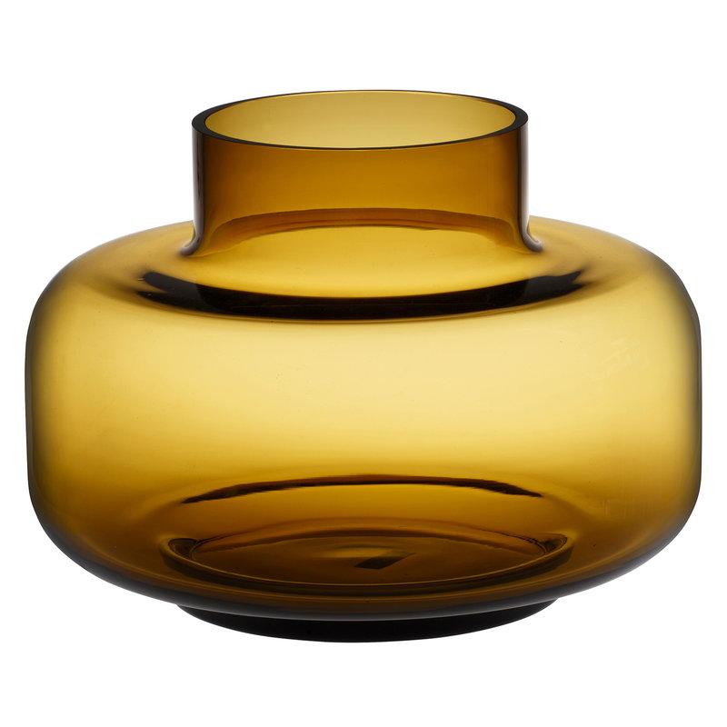 Marimekko Urna maljakko, keltainen