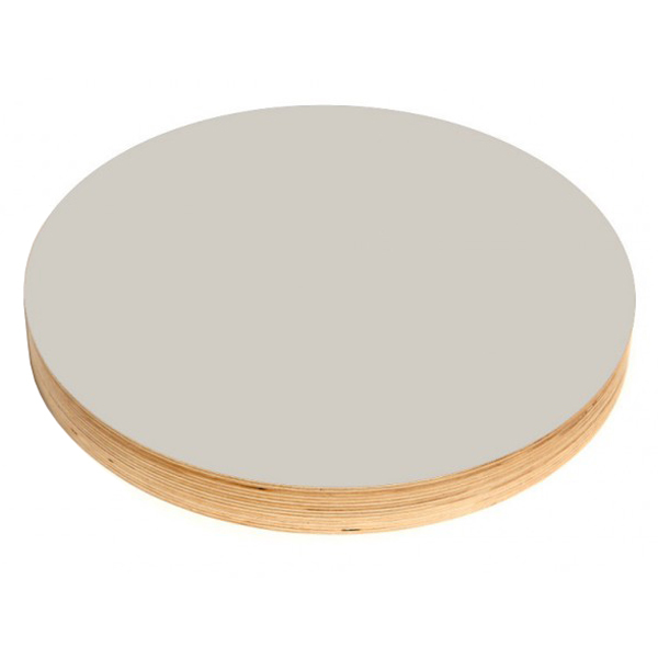 Kotonadesign Kotona noteboard large round, grey