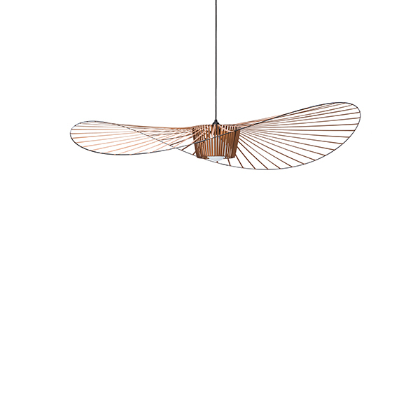 Souvent Petite Friture Vertigo pendant, small, copper | Finnish Design Shop IE04