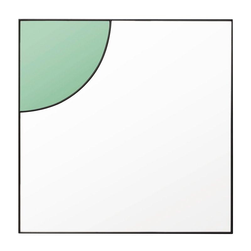 Tivoli Mirage mirror 50 x 50 cm, lawn green