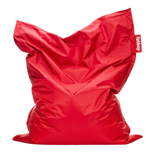 Fatboy Original bean bag, red