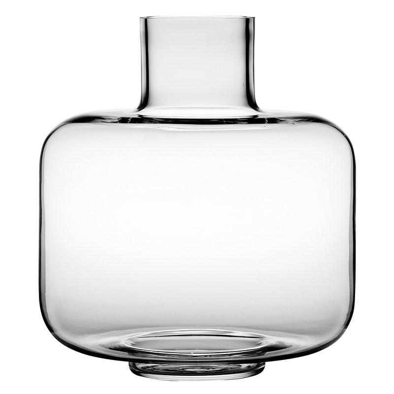 Marimekko Ming vase, clear