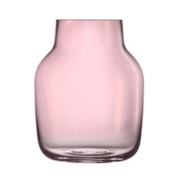 Muuto Silent maljakko, roosa