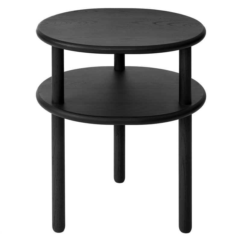 Phenomenal Matri Lempi Bedside Table Black Finnish Design Shop Ibusinesslaw Wood Chair Design Ideas Ibusinesslaworg