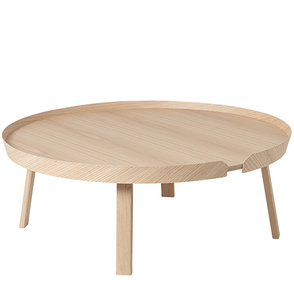 Muuto Around coffee table, XL, ash