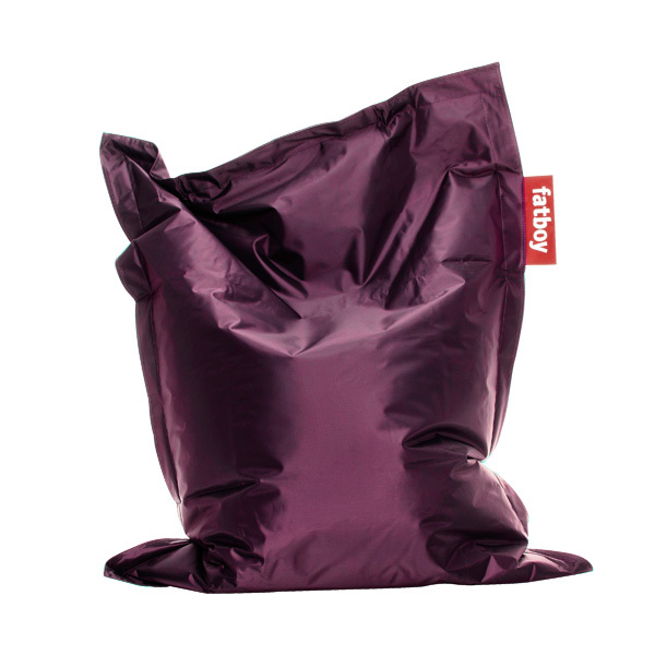 Fatboy Junior bean bag, dark purple