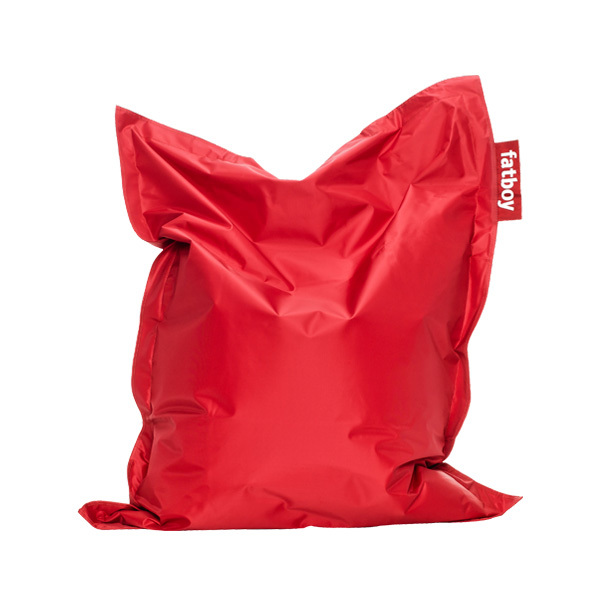 Fatboy Junior bean bag, red