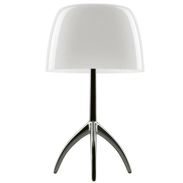 Foscarini Lumiere 05 table lamp, large, white