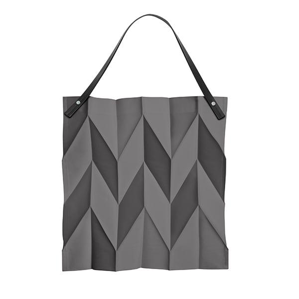 16081f7342 Iittala Iittala X Issey Miyake bag, small, dark grey | Finnish ...