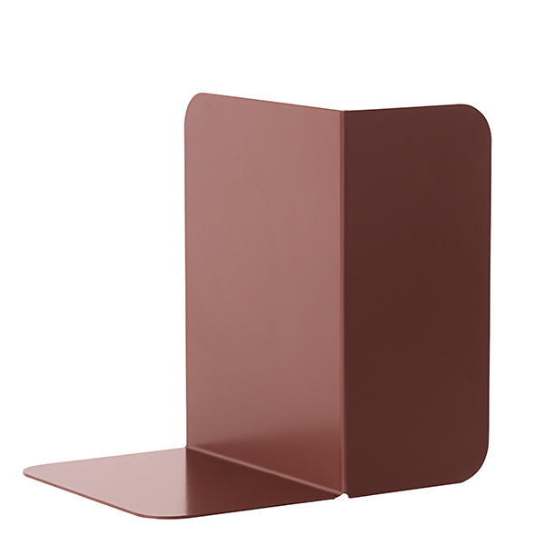 Muuto Compile bookend, plum