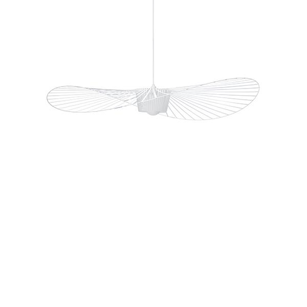 Petite Friture Vertigo riippuvalaisin, pieni, valkoinen