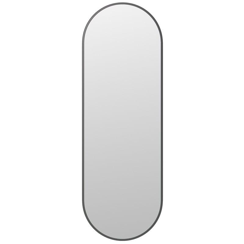 Montana Furniture Figure wall mirror, 04 Antracite
