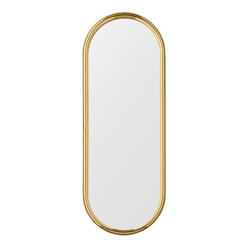 AYTM Angui mirror 78 x 29 cm, gold