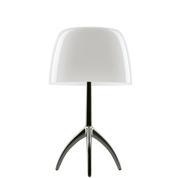 Foscarini lumiere 05 table lamp small white finnish design shop lumiere 05 table lamp small white aloadofball