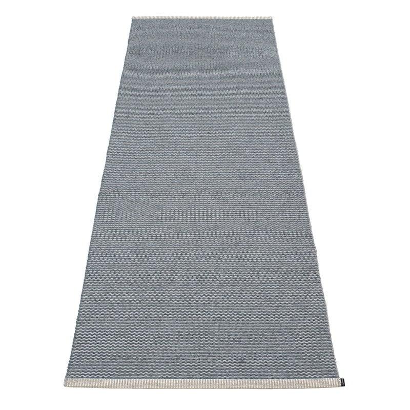 Pappelina Mono rug, 85 x 260 cm, granit
