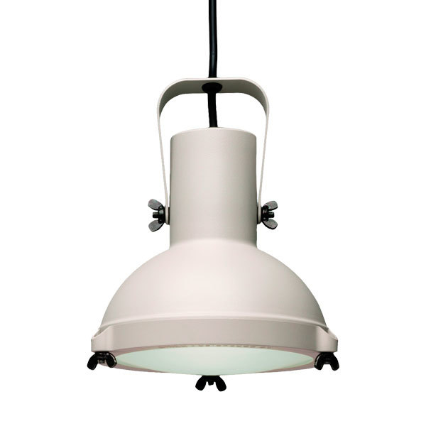 Nemo Lighting Projecteur 165 pendant, white sand