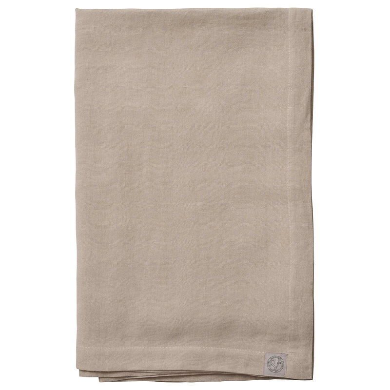 &Tradition Collect Linen SC31 bedspread, 240 x 260 cm, sand