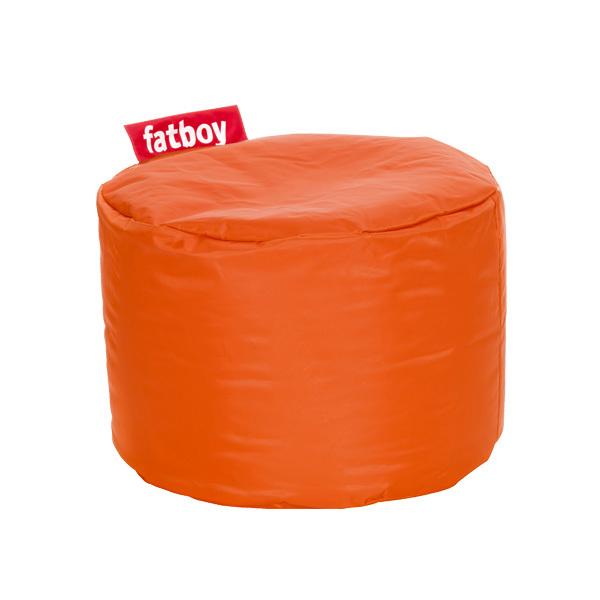 Fatboy Pouf rotondo Point, arancione
