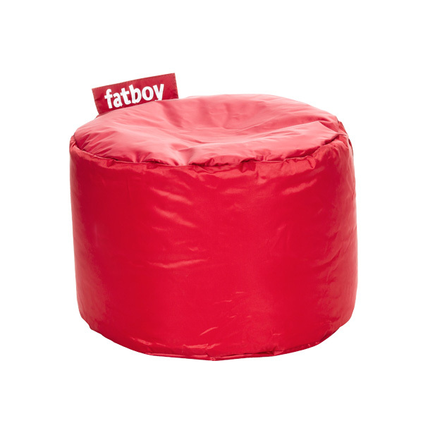 Fatboy Point pouf, red