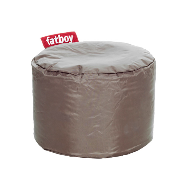 Fatboy point stool taupe finnish design shop - Fatboy taupe ...
