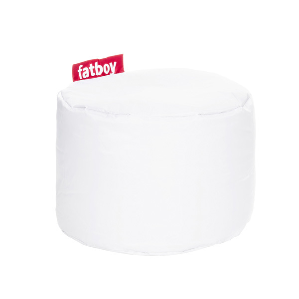 Fatboy Point pouf, white