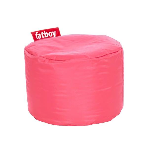Fatboy Pouf rotondo Point, rosa chiaro