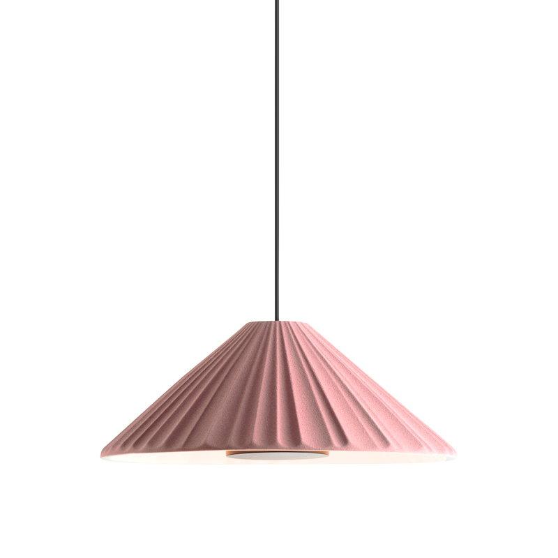 Marset Pu-erh 21 pendant, pink - white