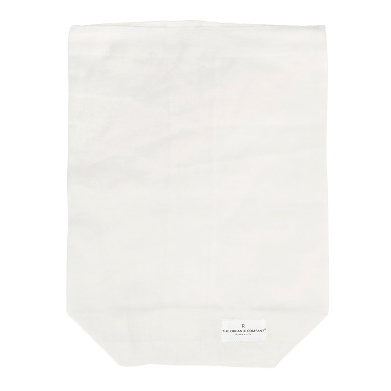 The Organic Company Food Bag, natural white