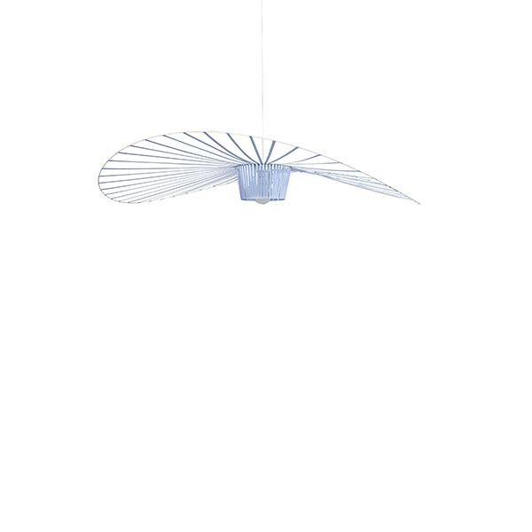 Petite Friture Vertigo pendant, small, light blue