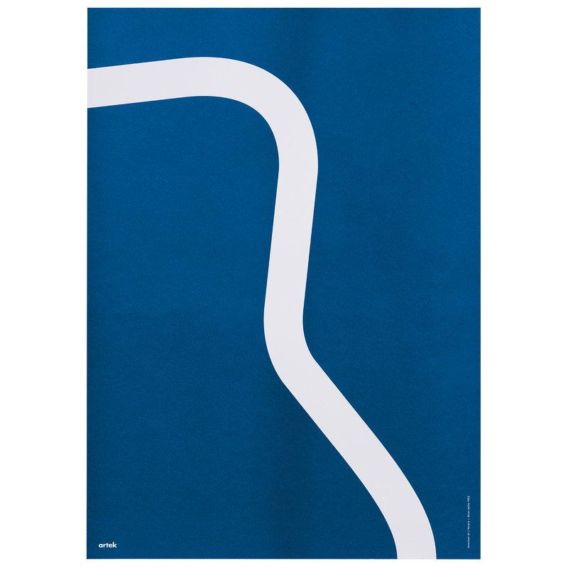 Artek Outline poster, Armchair 41