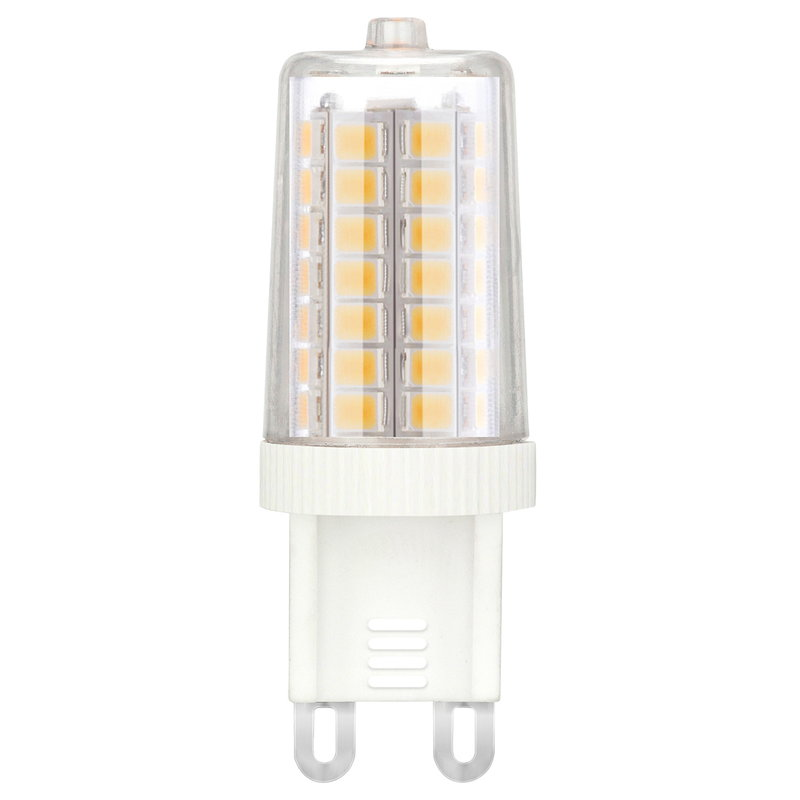 Airam LED bulb 3W G9, 250 lm, dimmable