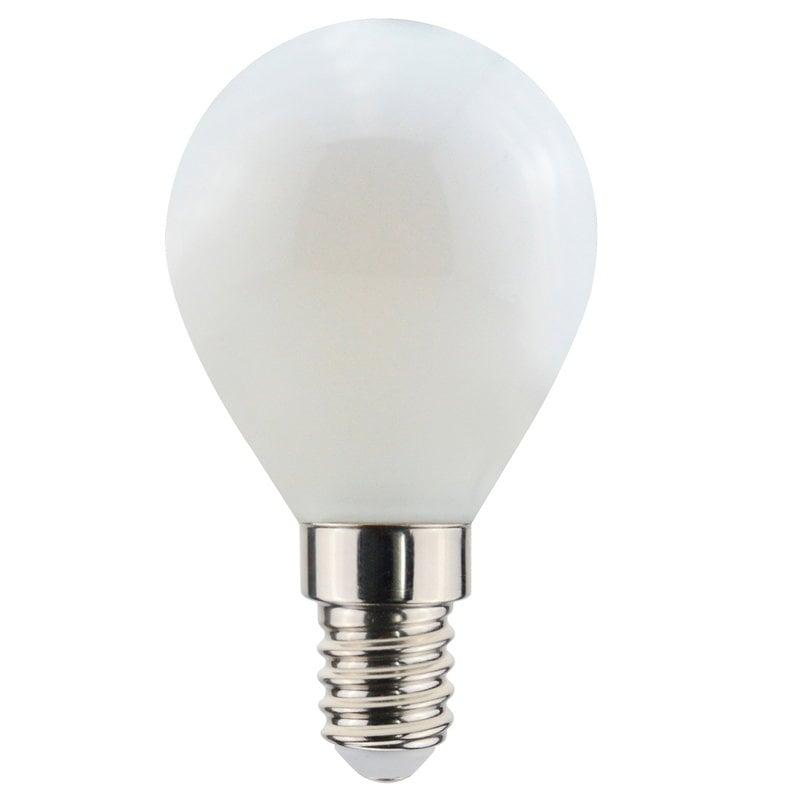 Airam LED Decor 360 opaali mainoslamppu 3W E14 250lm