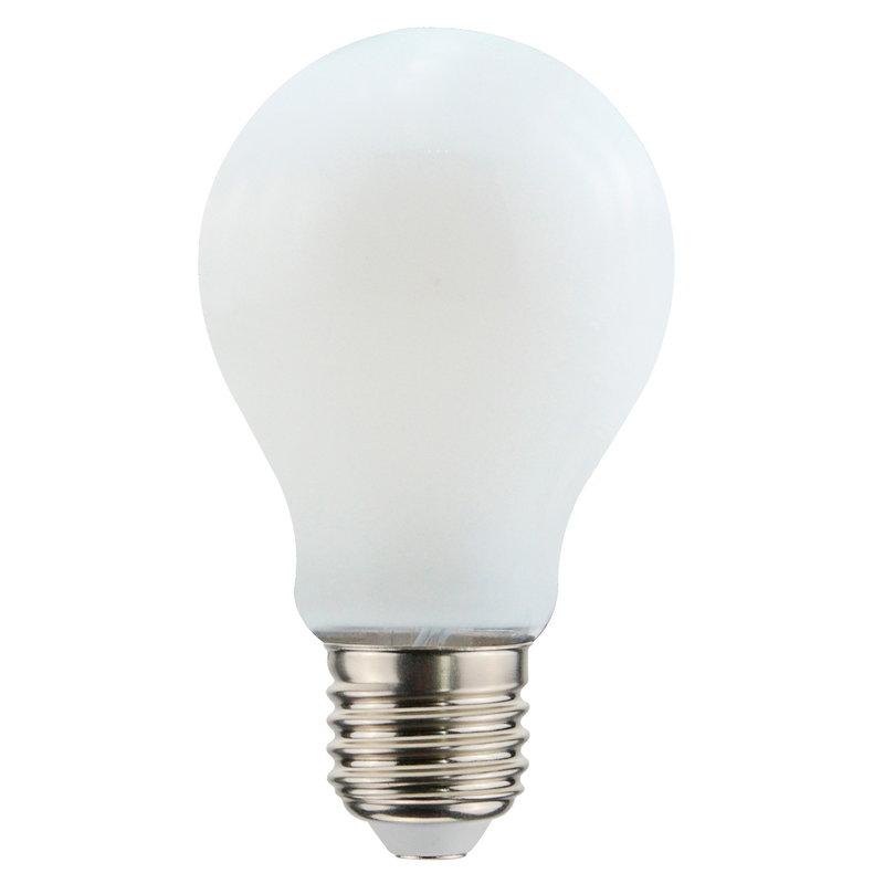 Airam LED Decor 360 opal standard bulb 5,5W E27 470lm