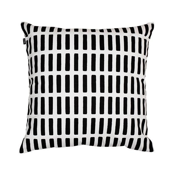 Artek Siena tyynynpäällinen, 40 x 40cm, musta-valkoinen