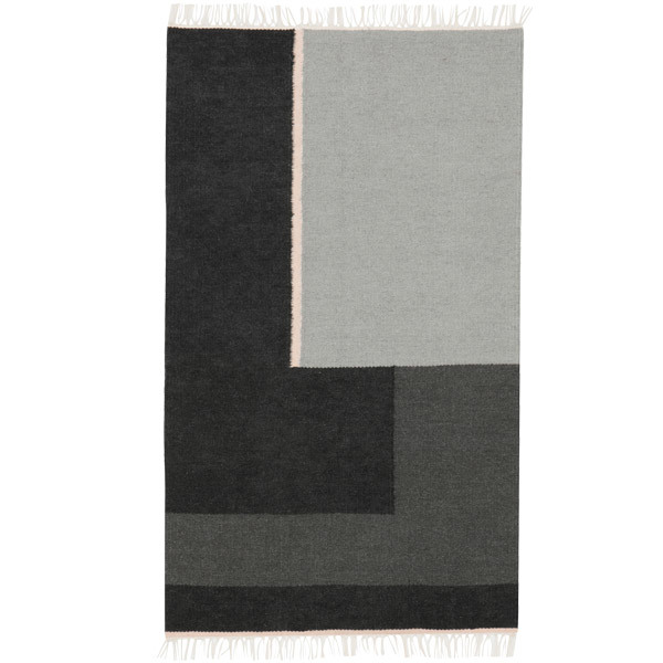 Ferm Living Kelim rug, Sections, small