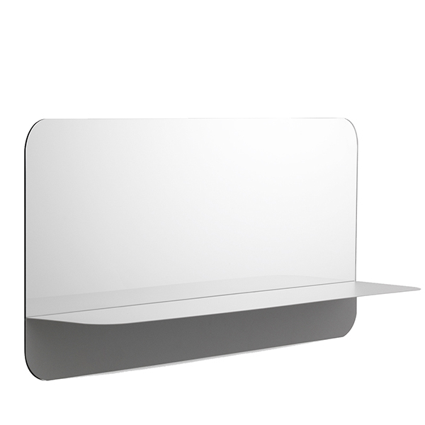 Normann Copenhagen Horizon mirror horizontal, grey