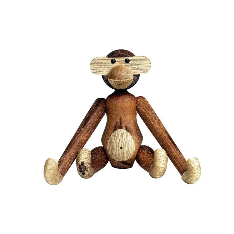 Kay Bojesen Puinen apina, mini, tiikki