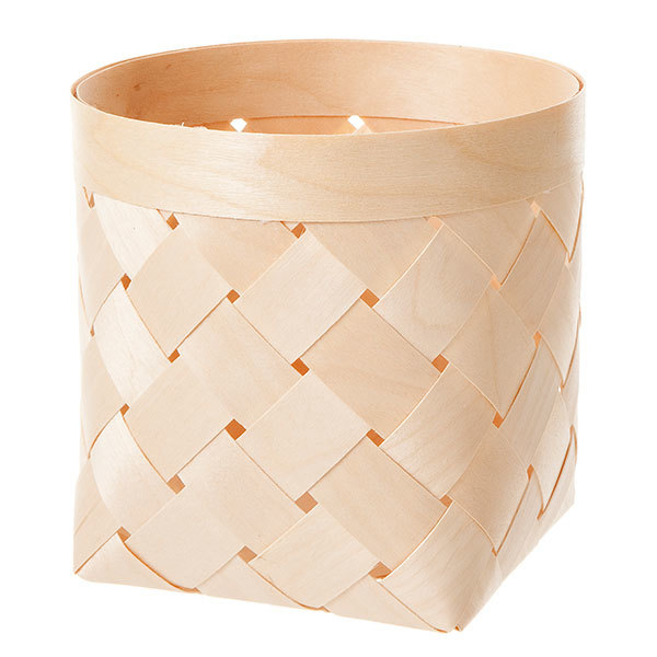 Verso Design Viilu birch basket, M