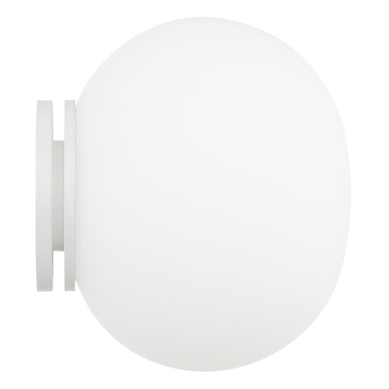 Flos Mini Glo-Ball C/W ceiling/wall lamp