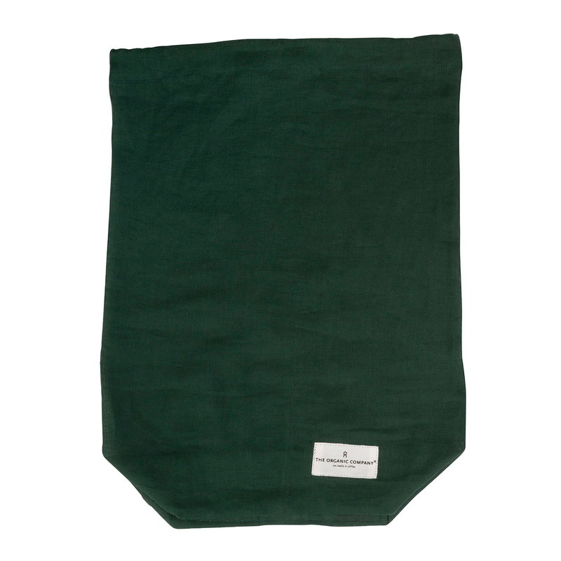 The Organic Company Food Bag, dark green