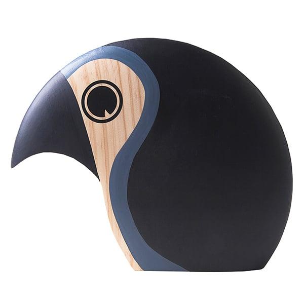 Architectmade Discus lintu, iso, harmaa