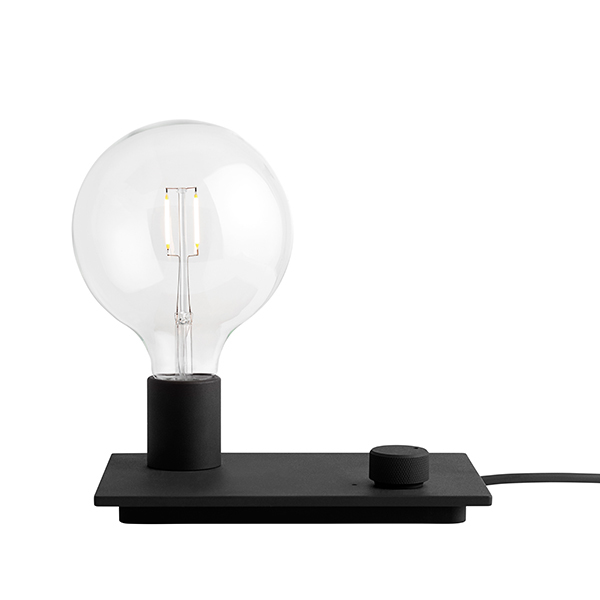 Muuto Control table lamp, black