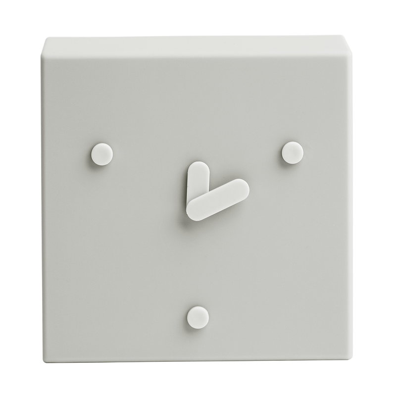 EO Face Clock 2-6-10, grey