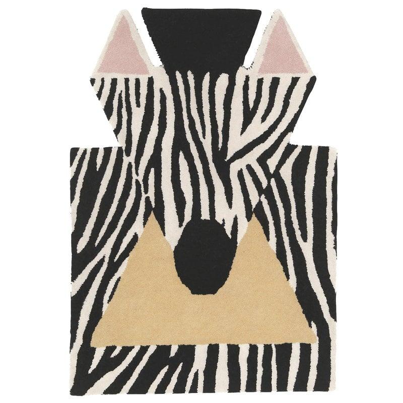 EO Zebra matto